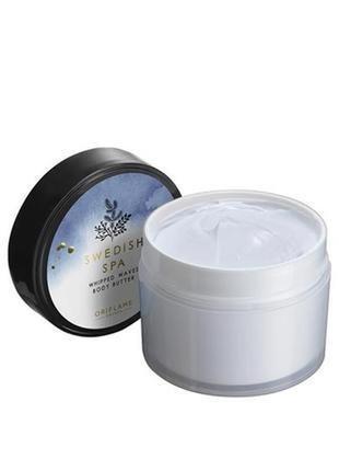 Питательное крем-масло для тела swedish spa