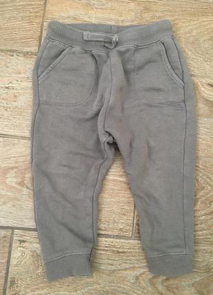 Джоггеры штаны штанишки zara для мальчика