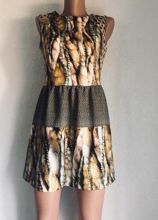 🔥распродажа🔥 платье короткое италия takeshy kurosawa италия