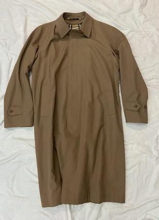 Плащ, тренч, пальто в стиле burberry