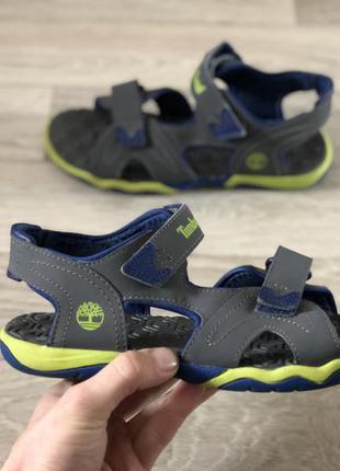 Timberland босоніжки сандалі оригінал