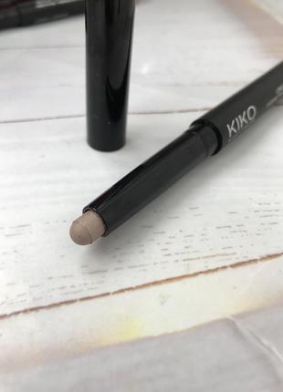 Тіні-оліаець long lasting stick 25 kiko milano