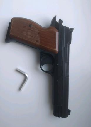 Пістолет (пневматичний)не являється зброєю