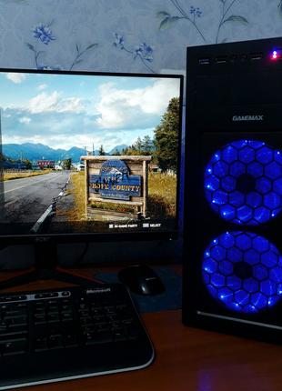 Игровой компьютер Топ i3 gtx 750 ti  ssd hdd xeon