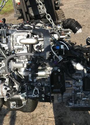 Б/у Двигатель в сборе Toyota Rav 4 2.2