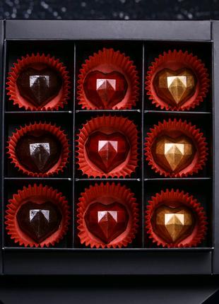 Конфеты ручной работы в подарочной упаковке