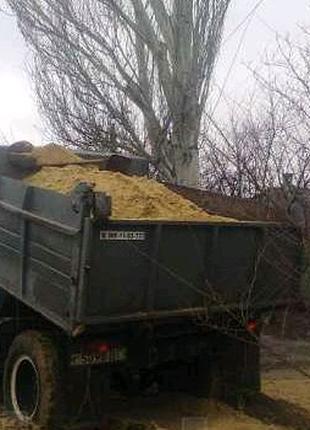 Вывоз мусора. Щебень. Песок. Отсев. Вывезти мусор.