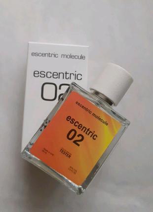 Парфюмированная вода Escentric Molecules 02 унисекс