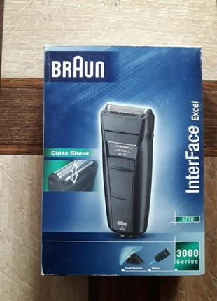 Бритва BRAUN 3710 сеть
