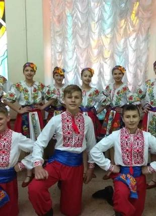 Детские национальные костюмы для коллективов