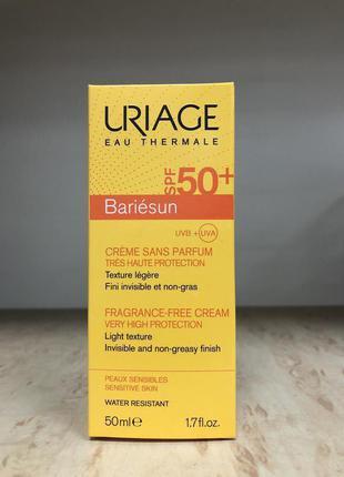 Солнцезащитный крем 50+ URIAGE.Франция.