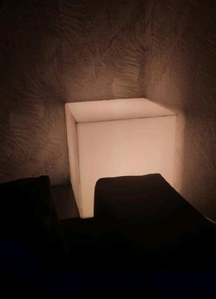 """Продам светильник """"Куб"""""""