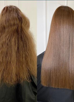 Кератин, счастье Вашим волоса.