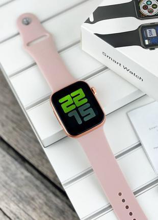 Наручные часы Smart Watch с мониторингом артериального давления!