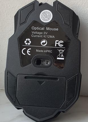 Беспроводная клавиатура+мышь (комплект) UKC HK-8100 KEYBOARD, нов