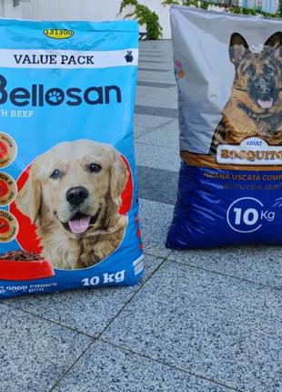 Корм для собак 10кг
