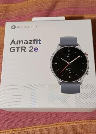 Смарт часы Amazfit gtr2e Slate grey