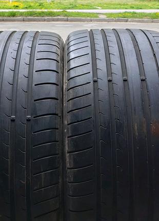 275 35 21 Dunlop шины бу с Европы