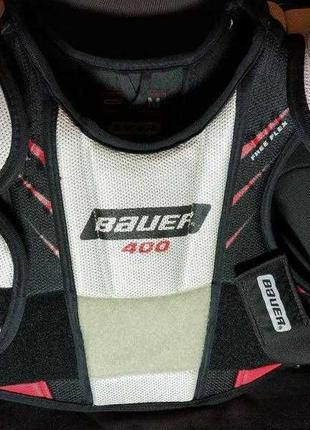 Нагрудник Хоккейный Bauer 400 (на юниора)