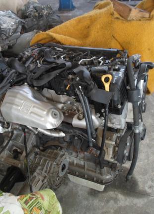 Б/у Двигатель в сборе Hyundai Santa Fe 2.2 D4EB