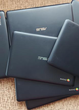 ASUS Chromebook (C201PA-DS02) Blue D
