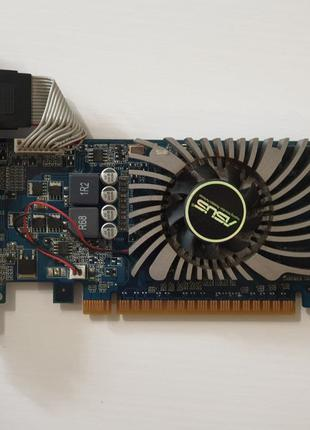 Видеокарта Asus GeForce GT 520 - 1024MB / GDDR3 / DVI /HDMI / VGA