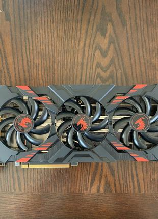 AMD Radeon RX Vega 56 (редкая SAMSUNG памяти HBM2)