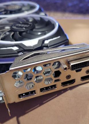 MSI Radeon RX 580 ARMOR OC 8 ГБ gddr