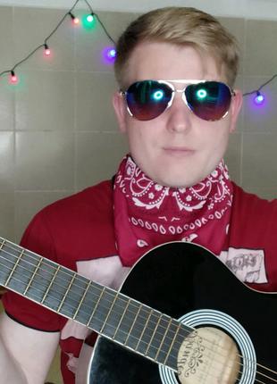 Репетитор гитары + пение
