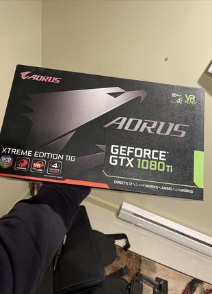 Aorus GTX 1080Ti Xtreme Edition 11 ГБ