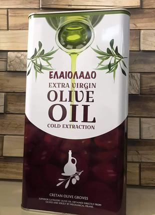 Оливковое масло 5л.