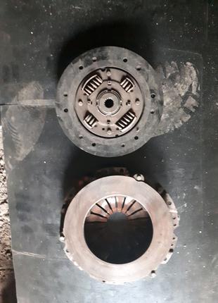 Сцепление (корзина+диск) Opel Combo , Astra,  Meriva 1.7DTI Y17DT