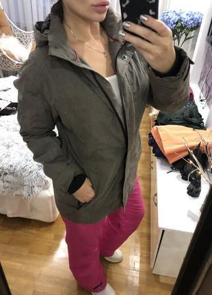 Куртка лыжная для сноуборда размер м