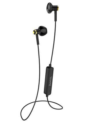 Беспроводные наушники Bluetooth Hoco Wonderful sports ES21. Black