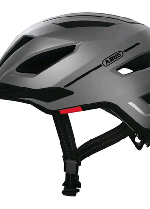 Шолом велосипедний ABUS pedelec 2.0 L 56-62 Silver Edition 819148