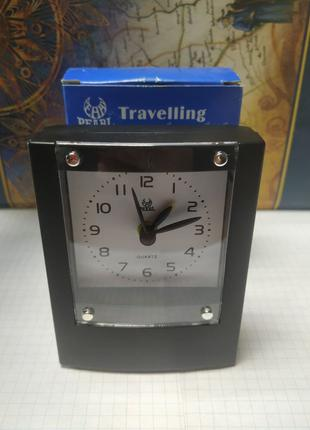 Часы настольн. будильник Travelling BJ BI