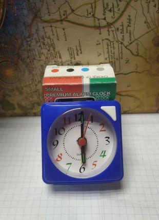 small premium alarm clock