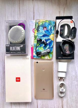 Xiaomi mi max 2 4/64+ повний комплект