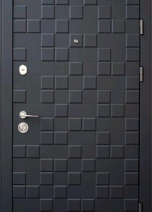 Входные двери от компании Qdoors, Форт-М