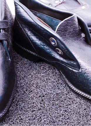 Спецобувь обувь с железным металлическим носком - 43р.