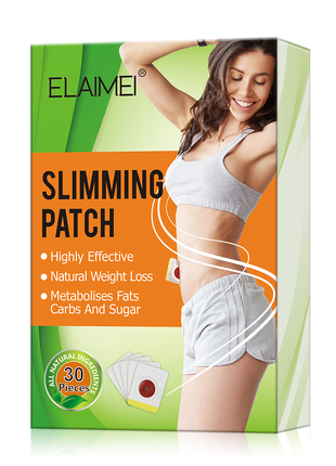 Пластырь для похудения ELAIMAI. 30 шт в упаковке