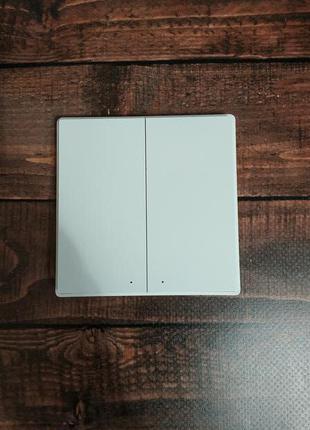 Беспроводной настенный выключатель Xiaomi Aqara D1