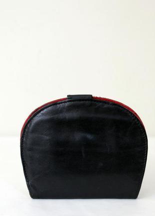 Кожаный кошелек портмоне fanbag