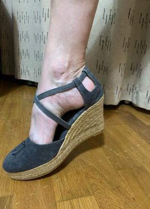 туфли труссарди
