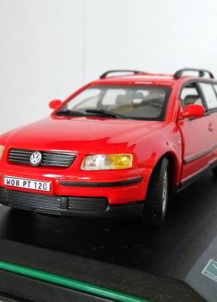 Модель Volkswagen Passat B5 Cararama/Hongwell, масштаб 1:43