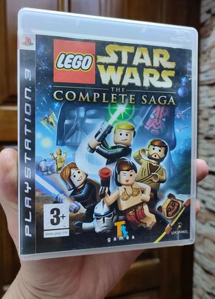 Lego Star Wars Complete saga ps3