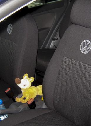 Авточехлы на сиденья Volkswagen Golf4