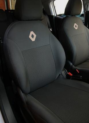 Авточехлы на сиденья Renault Sandero