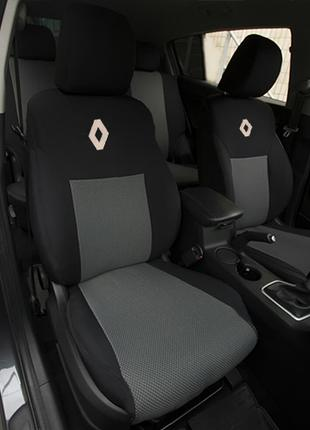 Авточехлы на сиденья Renault Duster