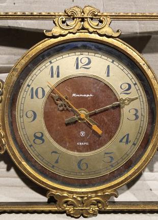 """Годинник """"Янтарь""""."""